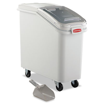 Rubbermaid 174 Commercial Prosave Mobile Ingredient Bin