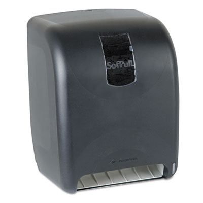 sofpull touchless towel dispenser