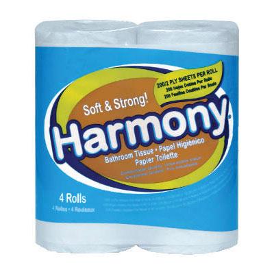 Atlas Paper Mills Harmony Bathroom Tissue Sunbelt Paper