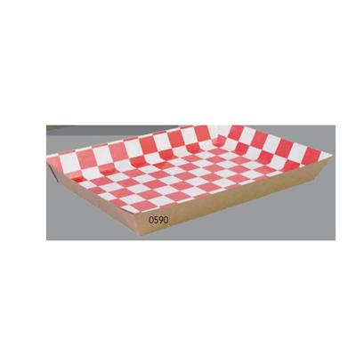 SCT® Paper Lunch Trays - Sunbelt Paper & Packaging